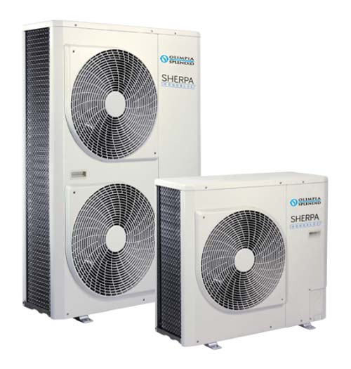 Olimpia Splendid heat pump