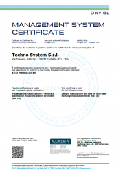 ISO 9001 TECHNO SYSTEM